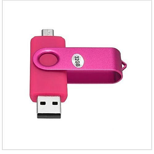32GB Omni OTG Flash Drive Disk With Multi Card Reader
