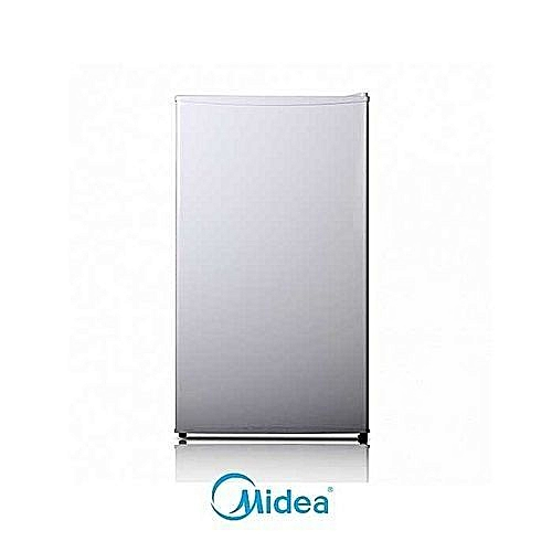 Single Door Fridge HS-121L - Silver