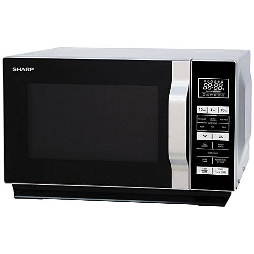 23 Litre Standard Digital Touch Control Microwave R360SLM - Silver