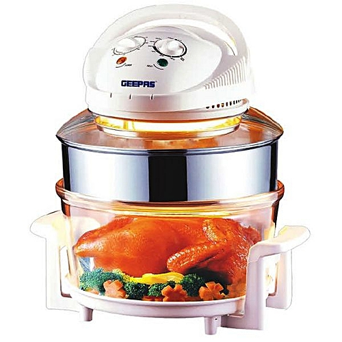 Super Turbo Halogen Oven