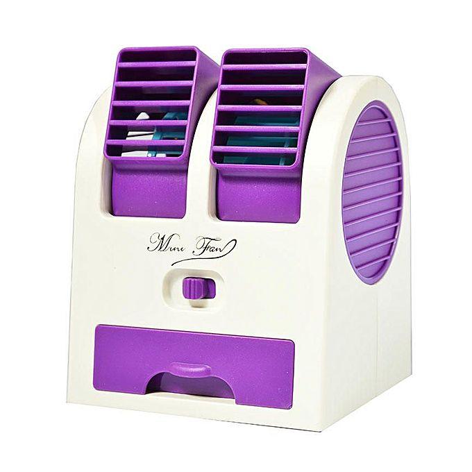 Buy Portable Mini Air Conditioner Flexible Dual Port