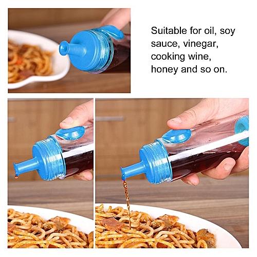Practical Kitchen Oil Sprayer Dispenser Leak-proof Oil Decanter Bottles