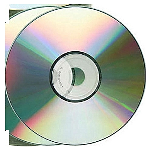 picture relating to Printable Cd titled (Diminished Delivery Level) Blank / Vacant Printable CD-R White - 700MB - 50Desktops