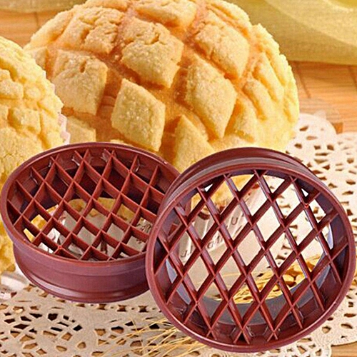 Pineapple Muffin Mold Bread Cake Mold Mold Cutter Baking Mold Kitchen Tool