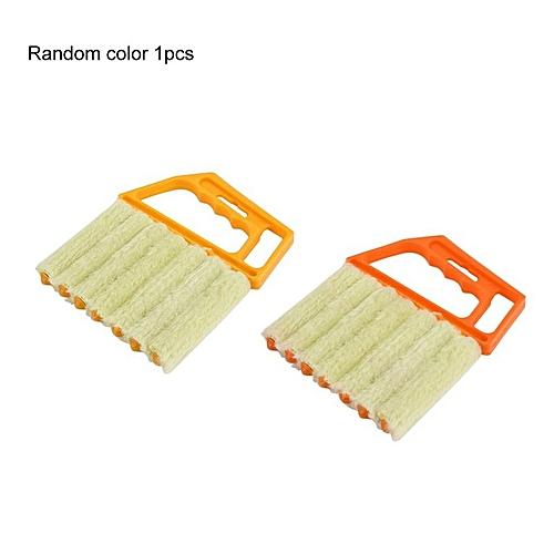 Multifunctional Venetian Blind Brush Window Air Conditioner Dirt Dust Cleaning Random