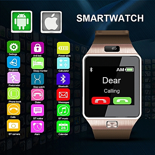 Android Smart Wrist Watch Phone Watch For Android And IOS
