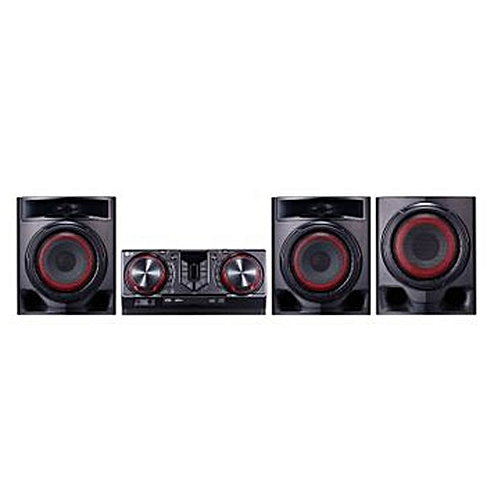 X-Boom CJ45 Home Theatre HiFi System - Black