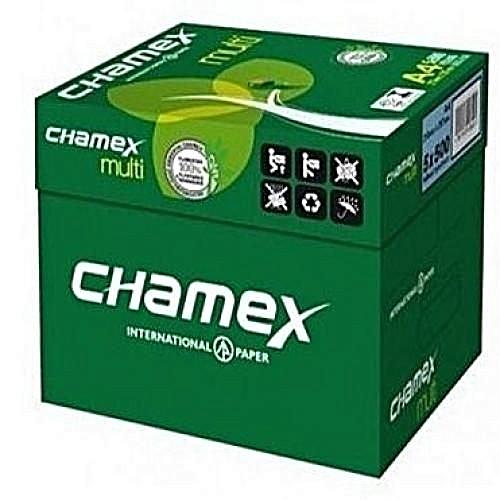 A4 Paper Chamex - 5 Bundle