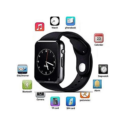Mobile Smart Phone Watch(SIM Card,Memory Card Slot