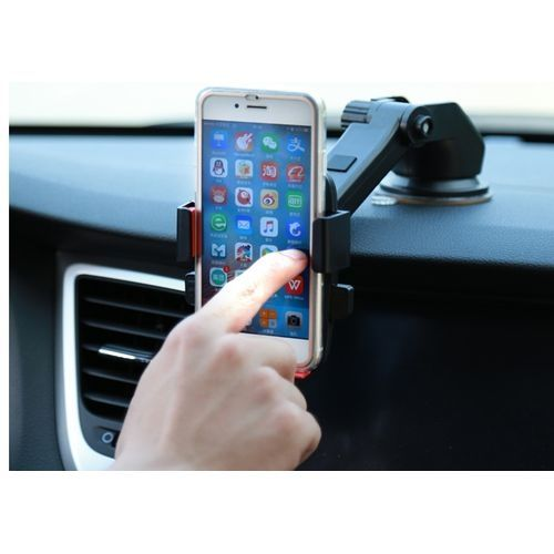 Car Dashboard Mobile Phone Stand With Suction