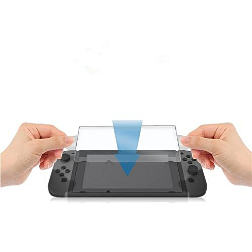 Tempered Glass Screen Protector For Nintendo Switch 2017 - Transparent