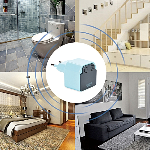 WIFI Extender 300Mps Wireless Repeater AP 2.4Ghz Wi-Fi Extender Wall Plug Design Artificical