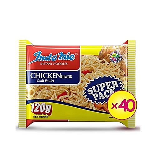 Chicken Super Pack - 120 Per Carton