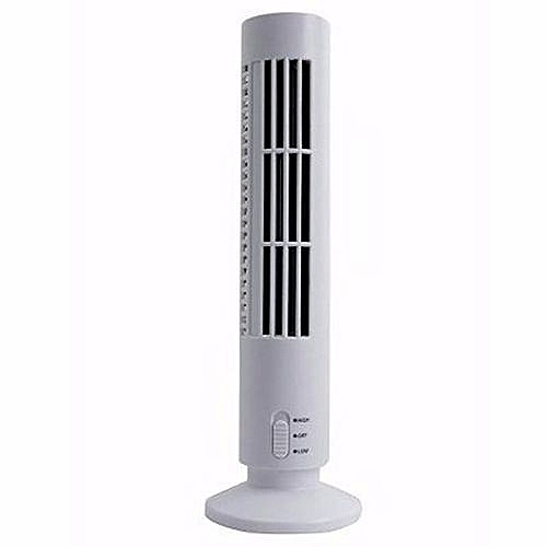 USB Tower Fan Desk Cooling Computer Notebook Office & Home Use ---,,