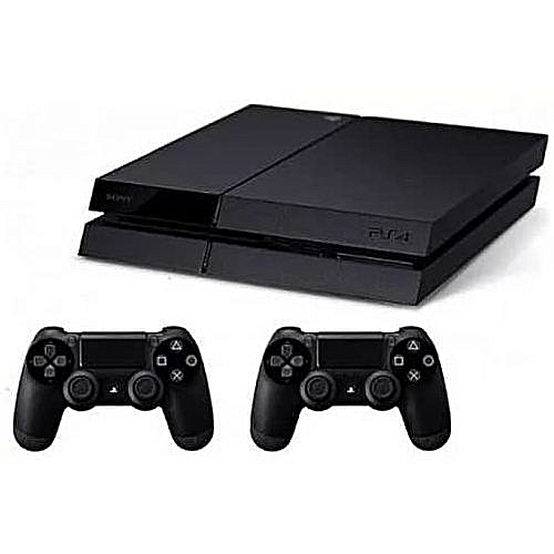 PlayStation 4 Console 500gb + 2 Controllers