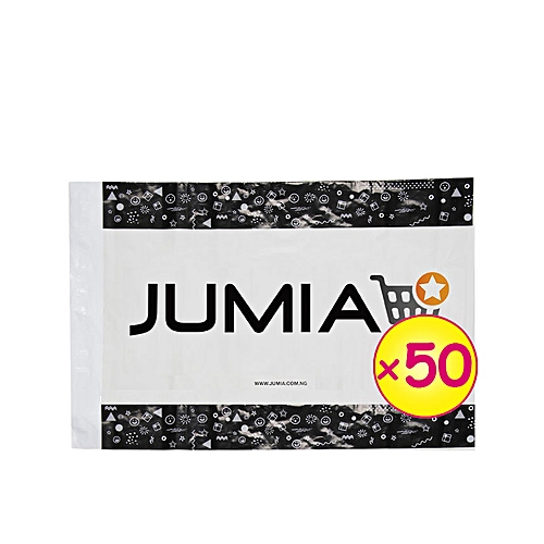 50 Small Jumia Branded Fliers (299mm x 311mm x 52mm) [new design]