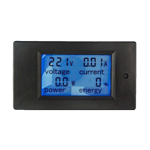 TE LCD Display Digital Current Voltage Power Energy Ammeter VoltmeterPZEM-021