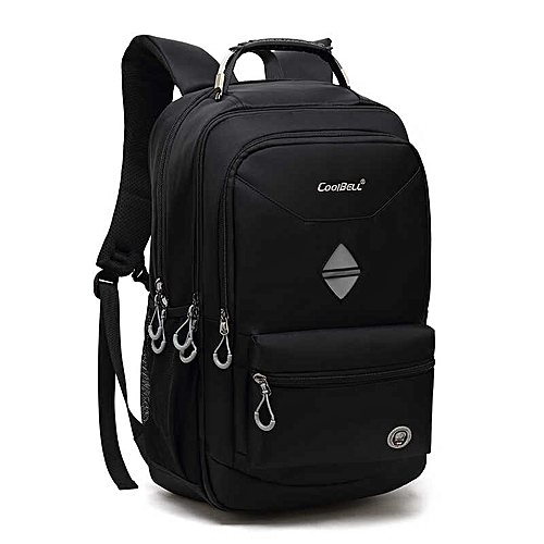 033db7bb34b8 Coolbell 18.4 Inches Waterproof Laptop Backpack - Black