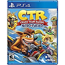 CRASH TEAM RACING NITRO FUELED PS4 VIDEO GAME for sale  Nigeria