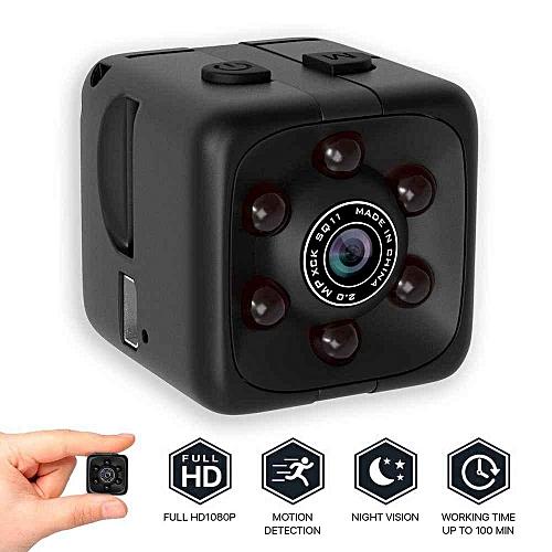 Hidden Camera Mini Camera Mini Camera With Night Vision Full HD Video Recording Motion Detection BDZ