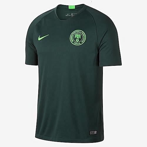 e67c0b9a78c Nike Nigeria Away Jersey - 2018 (Fan Grade)