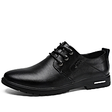 Used, Mens Big Size  Leisure Business Oxford Shoes-Black for sale  Nigeria