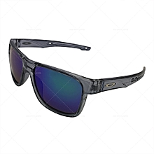 473df382b0a Crossrange Smoke Prizm Mirror Sunglasses OO9361-1257 - Grey Frame Green  Mercury Lens