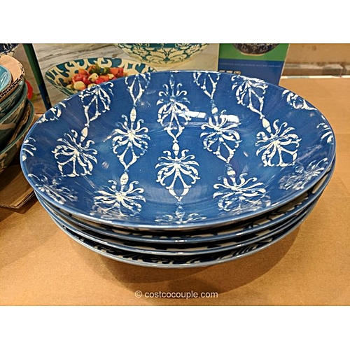 All Purpose Porcelain Bowls Set Of 4