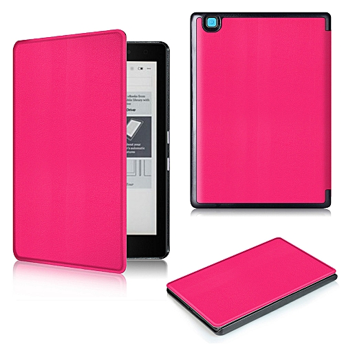 Magnetic Auto Sleep Leather Cover Case For KOBO Arua Edition 2 EReader 6inch Hot
