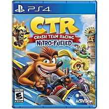 Crash Team Racing Nitro Fueled -PlayStation 4 By Activision for sale  Nigeria
