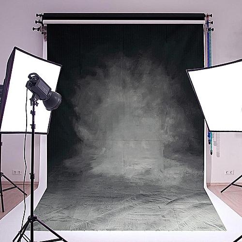 3x5ft 5x7ft Vintage Grey Black Thin Photography Backdrops Photo Prop Studio Background