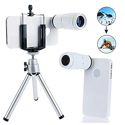 8X Magnification Mobile Phone Telescope Camera Lens
