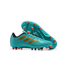 save off 2c47c 7400a Explosions In 2019 Ready Stock Adis Messi 18.4 FG Studded Soccer Shoes  Nemeziz Messi