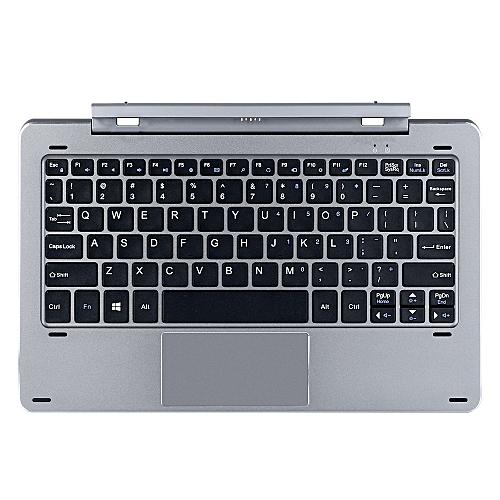 Chuwi HI10 PRO / Hibook / Hibook Pro Multi Mode Rotary Shaft Keyboard Magnetic Docking Pogo Pin Separable Design - GRAY