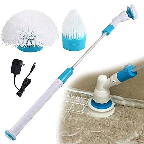 Hurricane Brush Mop Scrubber Bathtub Tiles Rechargeable Home Handheld Floor Cleaner Brush Cordless