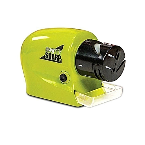 Knife Sharpener- (Lemon)
