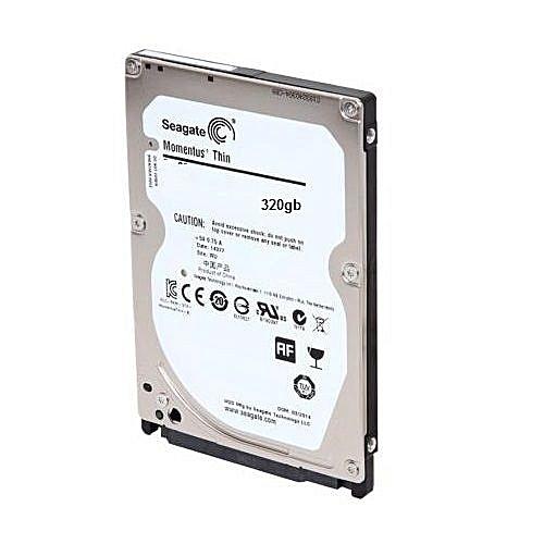 320GB Laptop SATA Internal Harddrive