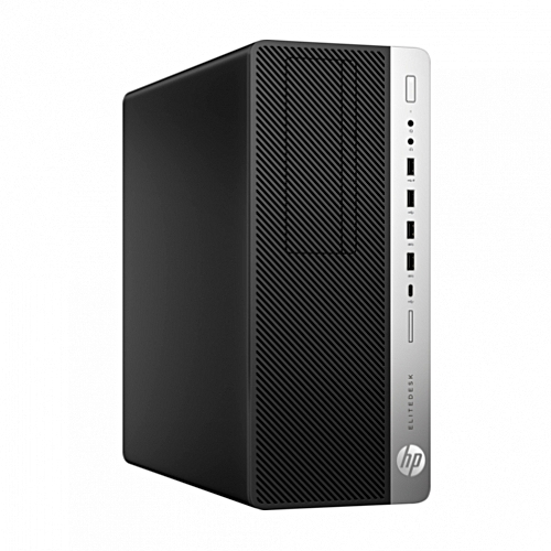 EliteDesk 800 G4 Tower PC Intel Core I5, 8GB RAM, 1TB HDD, DVDRW, FREEDOS (2UZ41AV) Monitor Not Included