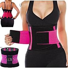 60936a01a2a Waist Trainer Belt waist Trimmer Belt workout Waist Trainer