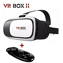 12870c6a61 Google Cardboard For VR BOX 2.0 Virtual Reality Oculus Rift 3D Glasses For  3.5-6.0