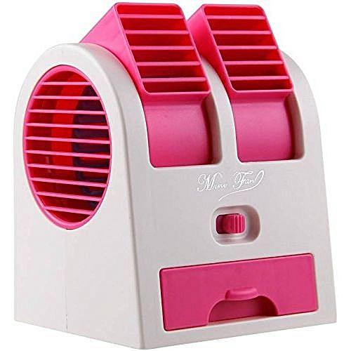 Mini Fan Portable Fragrance USB Air Conditioning Fan