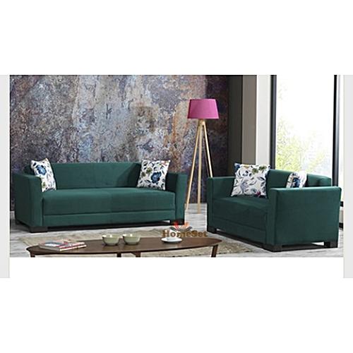 7 Seater Sullivan Sofa - Green