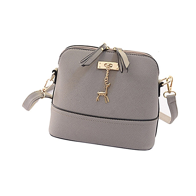 8c04dafda7a7 New Women Messenger Bags Vintage Small Shell Leather Handbag Casual Bag GY