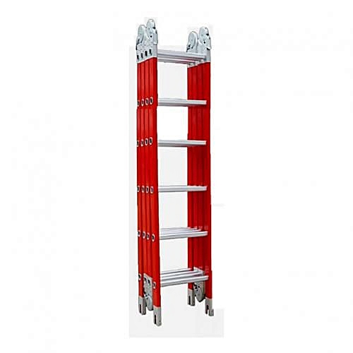 Fiberglass Multi Purpose Ladder - Non-Conductive Ladder 4x6