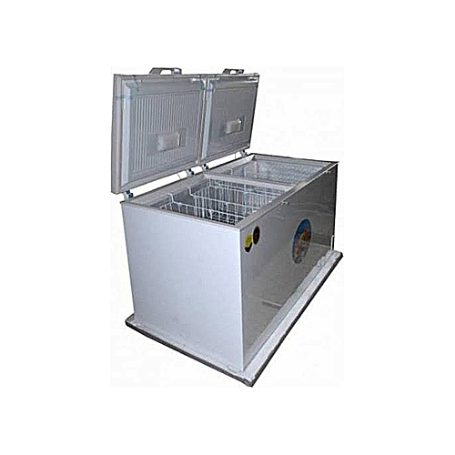 Double Door Deep Chest Freezer-NX800