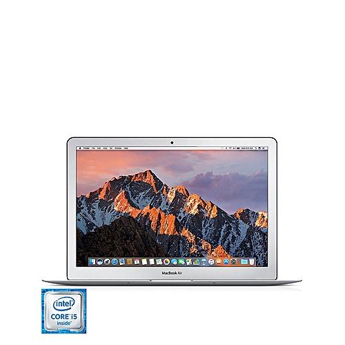 MacBook Air Intel Core I5 Dual Core 1.6GHz (8GB,128GB Flash) 13.3-Inch MAC OS Laptop - Silver (1 Unit Per Customer)