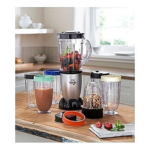 Hinari Versatile 8-in-1 Juice Extractor, Smoothie Maker & Blender