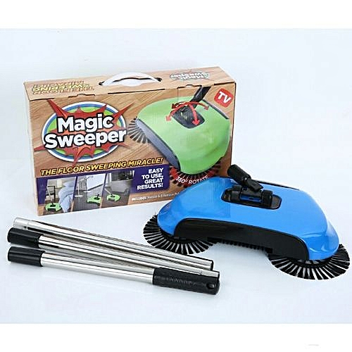Magic Sweeper - 360 Degree Rotate Spin Broom