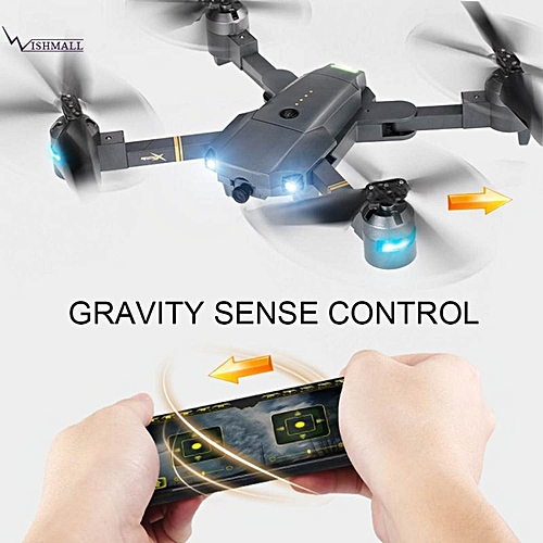 Drone UAV Quadcopter Helicopter ABS 1080P 120 Degree Camera Durable WWD