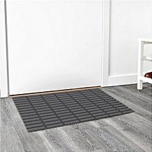 Doormats Size Outdoor Garden Indoor Lobby Dark Grey